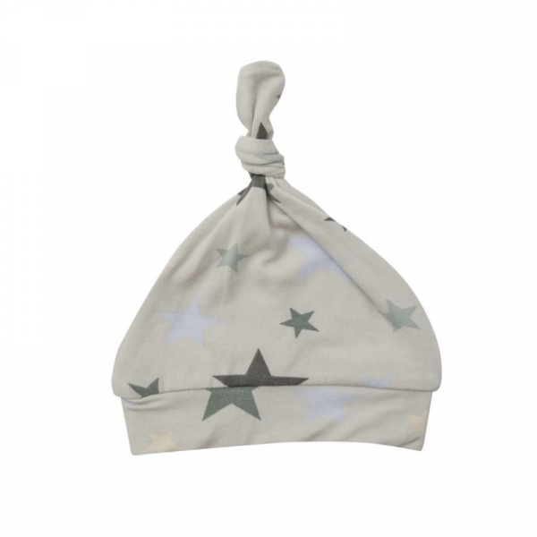 CAMO STARS KNOTTED HAT