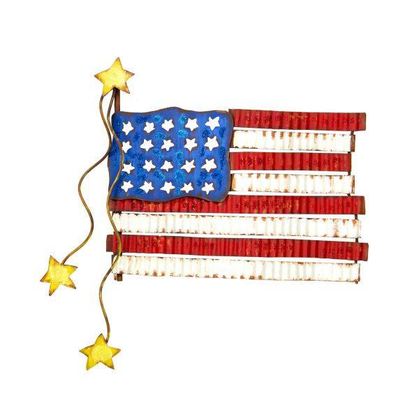 AMERICAN FLAG YARD STICK