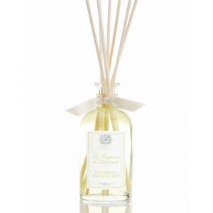 ANTICA FARMACISTA CUCUMBER AND LOTUS DIFFUSER