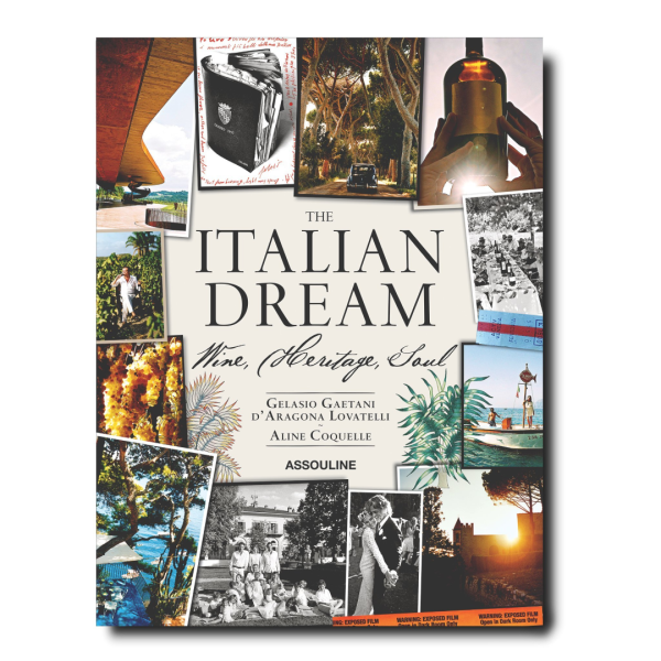 ASSOULINE - THE ITALIAN DREAM