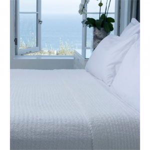 BAREEFOOT DREAMS KING COZYCHIC RIBBED BED BLANKET