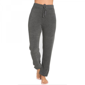BAREFOOT DREAMS CARBON COZYCHIC ULTRA LITE TRACK PANTS