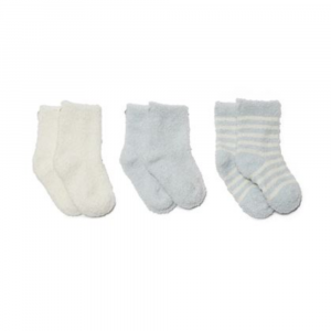 BAREFOOT DREAMS INFANT SOCKS