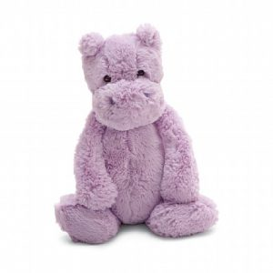 JELLY CAT BASHFUL LILAC HIPPO