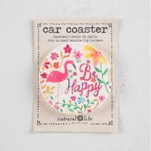 BE HAPPY CAR COASTER