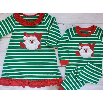 BE MINE 2PC SANTA JOY SET