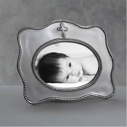 BEATRIZ BALL 4X6 BABY CROSS FRAME