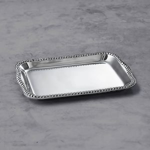 BEATRIZ BALL GRAB AND GO PEARL PETITE TRAY