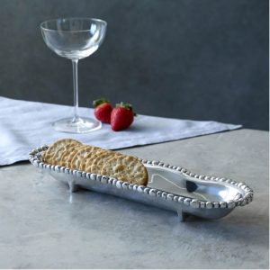 BEATRIZ BALL ORGANIC PEARL CRACKER TRAY