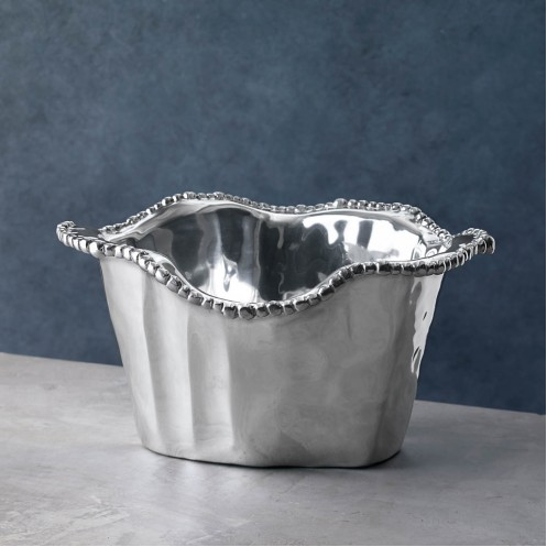 BEATRIZ BALL ORGANIC PEARL ICE BUCKET