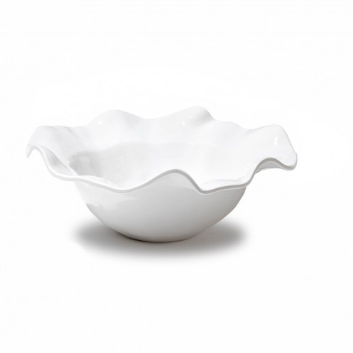 BEATRIZ BALL WHITE VIDA HAVANA LARGE BOWL