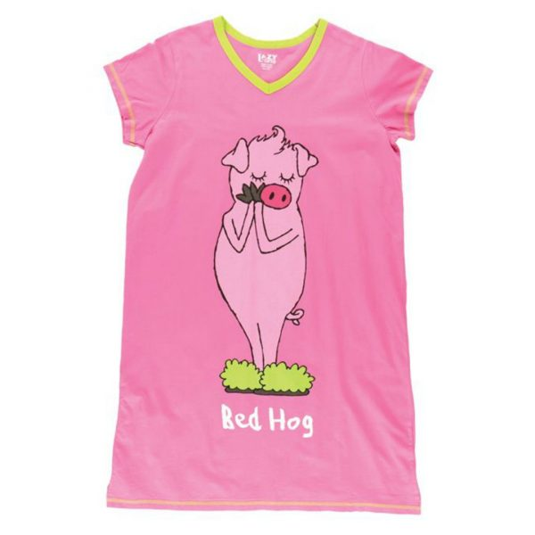 LAZY ONES BED HOG NIGHTSHIRT