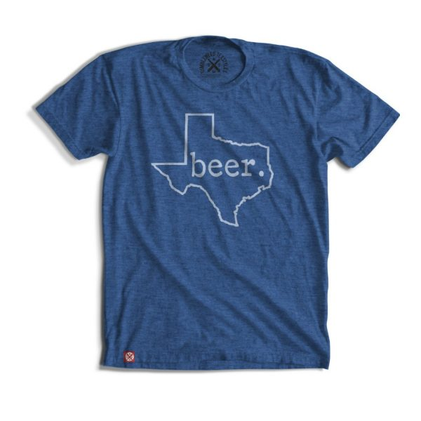 BEER. TEXAS T-SHIRT