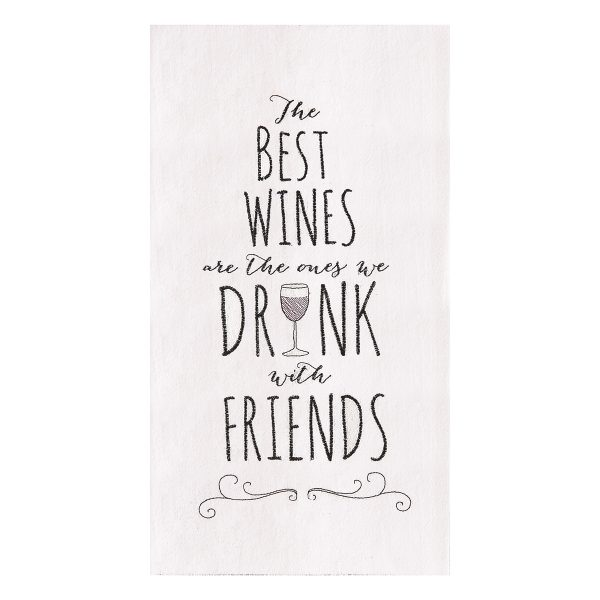 BEST WINES TOWEL