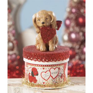BETHANY LOWE DESIGNS PUPPY LOVE ON BOX