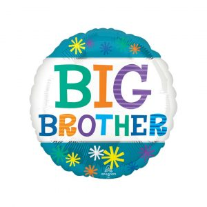 BIG BROTHER STARS BALLOON