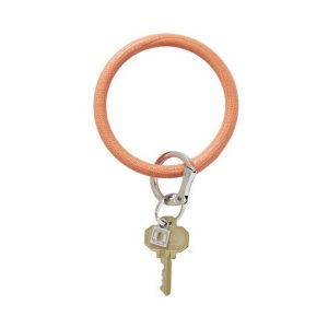 BIG O LIZARD LEATHER KEY RINGS