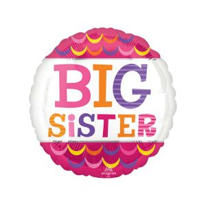 BIG SISTER SCALLOP BALLOON