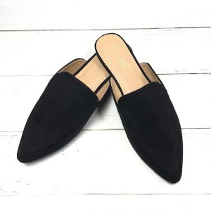 BLACK BELLA MULES
