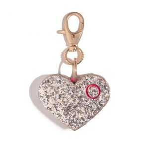 BLING STING CHAMPAGNE HEART ALARM
