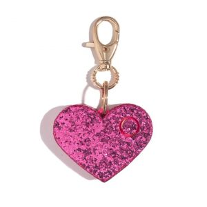 BLING STING PINK HEART ALARM