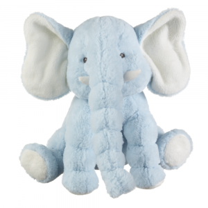 BLUE JELLYBEAN ELEPHANT