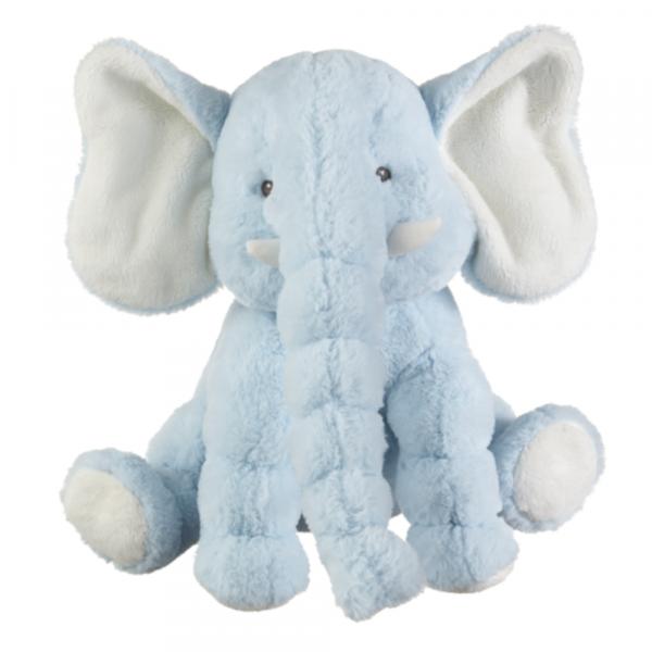 BLUE JELLYBEAN ELEPHANT