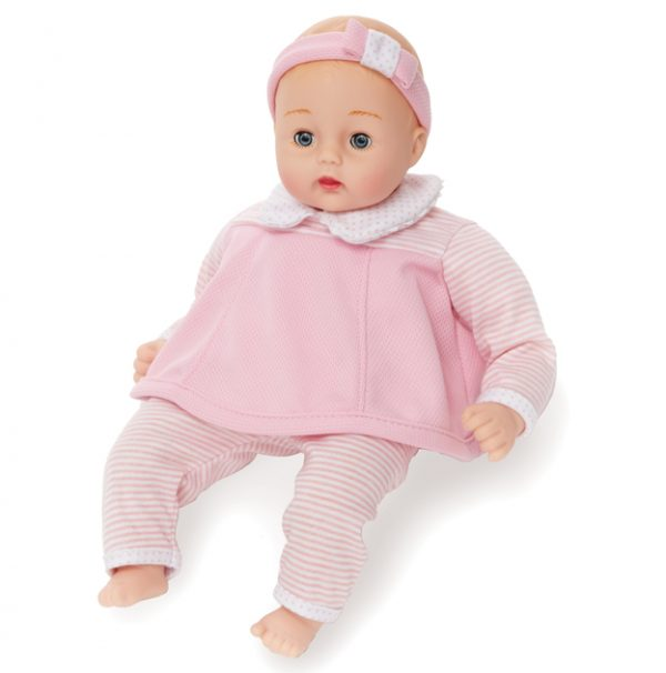 MADAME ALEXANDER BUBBLE GUM HUGGUMS BABY DOLL