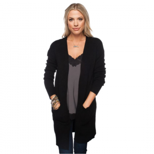 BUDDY LOVE BLACK JOY CARDIGAN