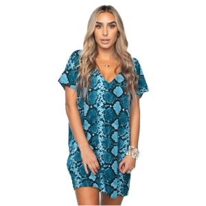 BUDDY LOVE BLUES BAKER SHIFT DRESS