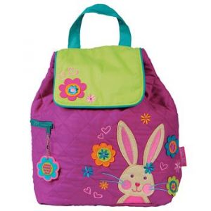 BUNNY QUILTED BACKPACK