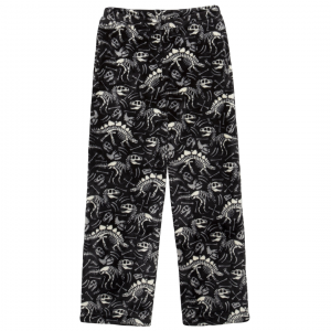 CANDY PINK BOYS BLACK DINO PANTS