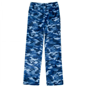 CANDY PINK BOYS NAVY CAMO PANTS