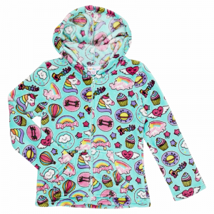 CANDY PINK GIRLS MINT DREAMER HOODIE