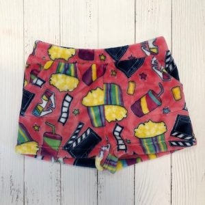 CANDY PINK MOVIE SHORTS