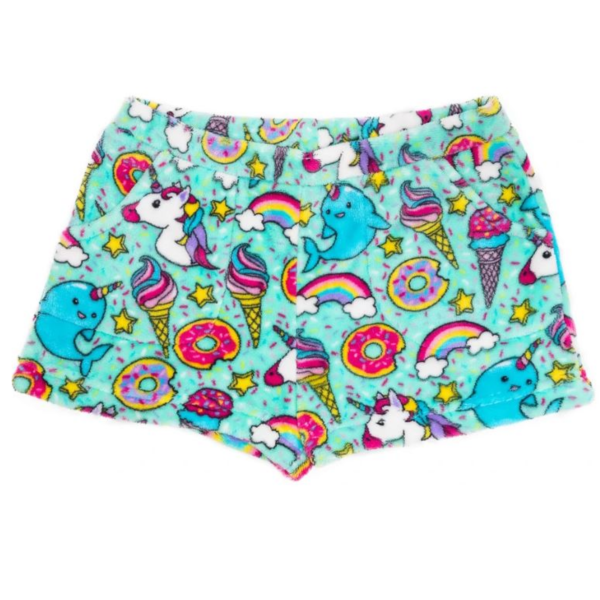CANDY PINK SPRINKLES SHORTS