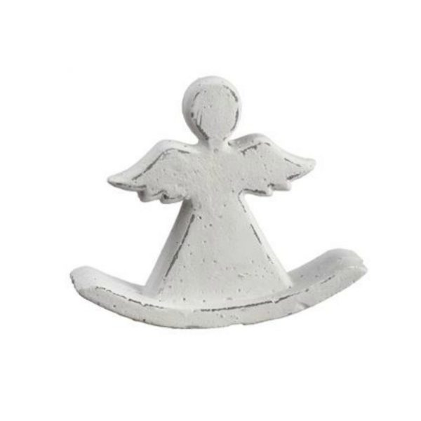 CEMENT ANGEL TABLE TOP DECORATION