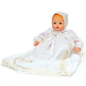 MADAME ALEXANDER CHRISTENING CELEBRATION HUGGUMS BABY DOLL