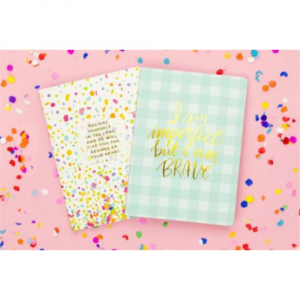 CONFETTI GINGHAM NOTEBOOK BUNDLE
