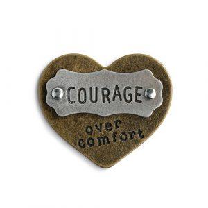 COURAGE HEART TOKEN
