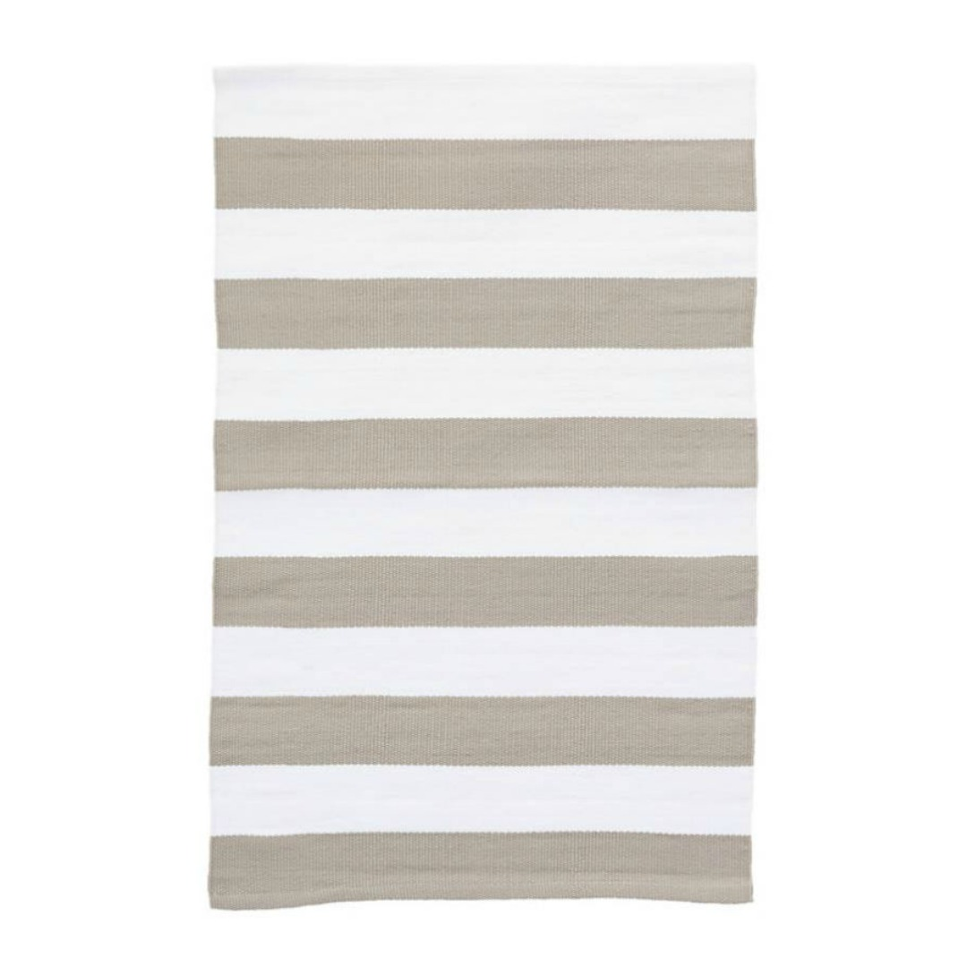 DASH & ALBERT CATAMARAN STRIPE INDOOR