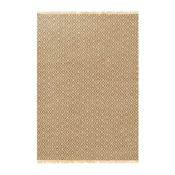 DASH & ALBERT MOSI INDOOR/OUTDOOR RUG - CAMEL