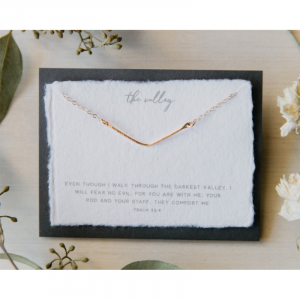 DEAR HEART - VALLEY NECKLACE