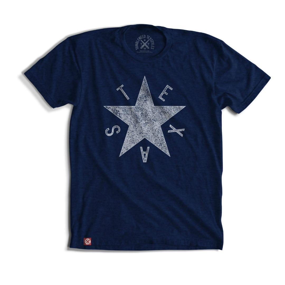 DEZAVALA STAR FLAG T-SHIRT