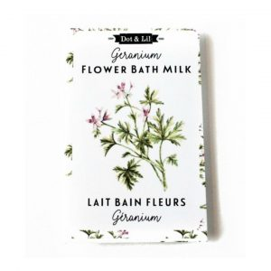 DOT & LIL BATH MILK SACHET