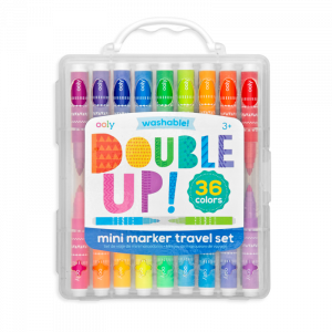 DOUBLE UP! 2-IN-1 MINI MARKERS
