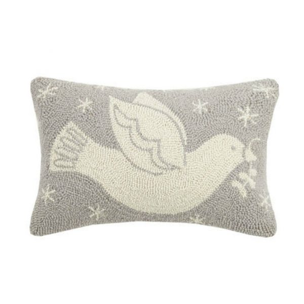 DOVE HOOK PILLOW