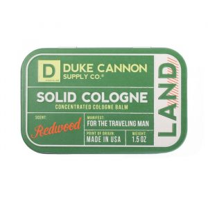 DUKE CANNON LAND SOLID COLOGNE