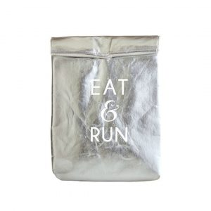 EAT & RUN LUNCH BAG COOLER