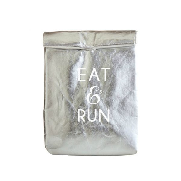 EAT & RUN LUNCH BAG COOLER